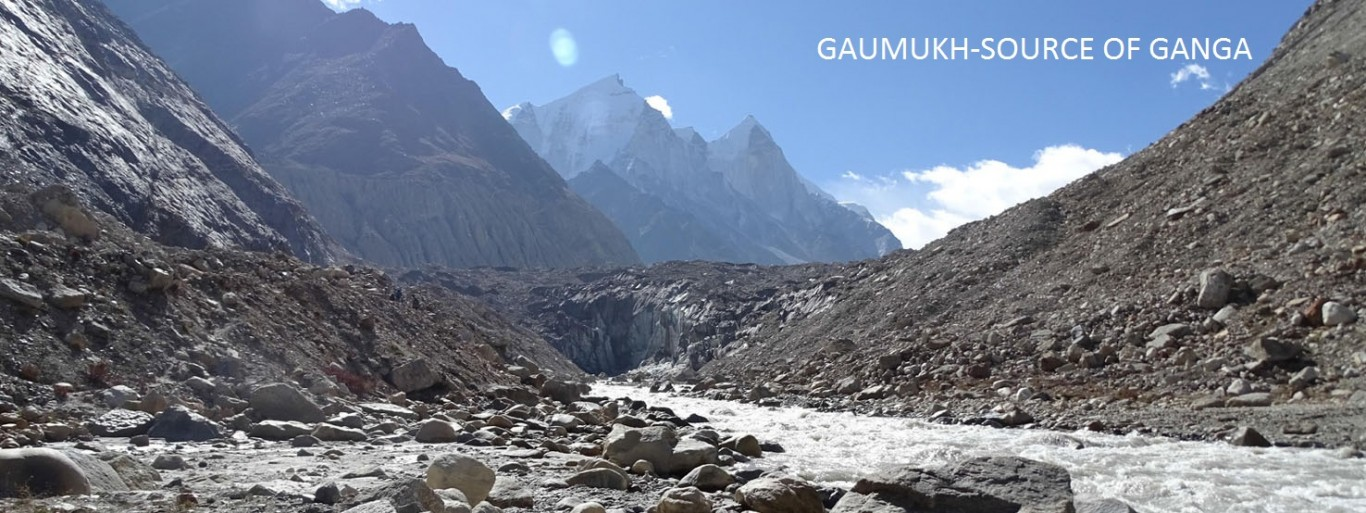 Trek to Source of River Ganges