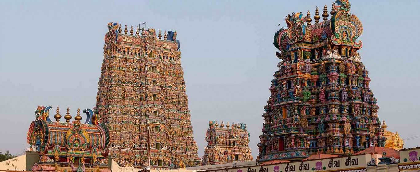 Treasure of South India Tamil Nadu & Kerala