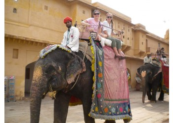 amber fort ride