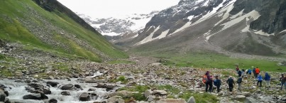 Shimla to Kinnaur Trek Over Buran Ghati Pass