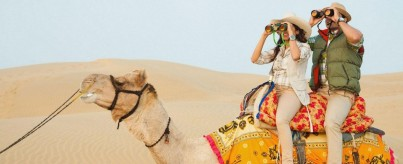 RAJASTHAN - FESTIVALS, LEGENDS & ROMANCE