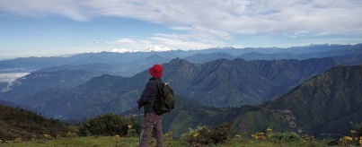 Singalila Ridge Trek with Darjeeling & Kalimpong