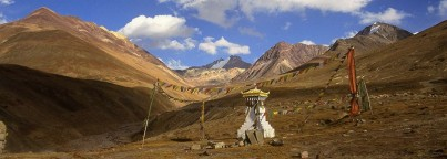 Lahaul & Spiti Valleys of Himachal Pradesh
