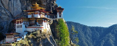 Bhutan and India's Hill Stations